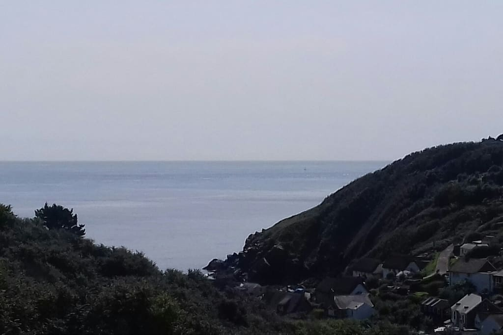 One of the views of Cadgwith Cove