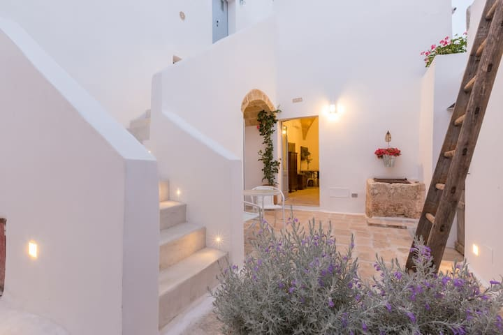 Le Sei Conche B&B - Luxury Salento Style - SUITE