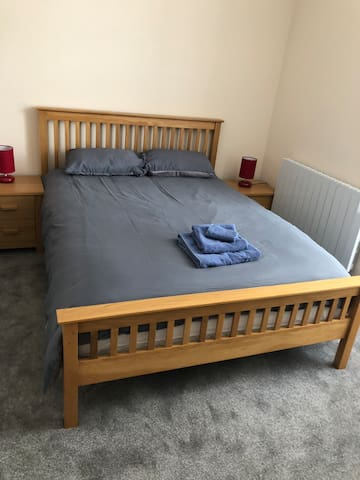 NC500 Wick town centre luxury flat :)