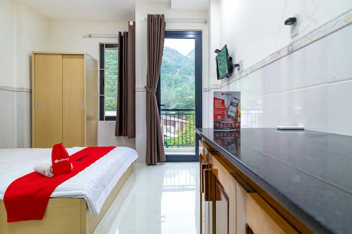 Apartment for rent view nice  in Nha Trang.