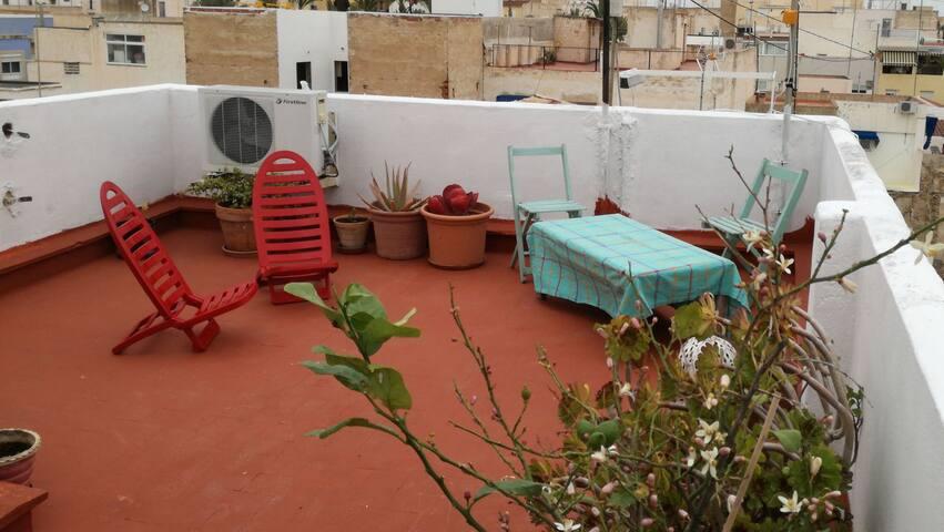 Precioso apartamento en el Raval