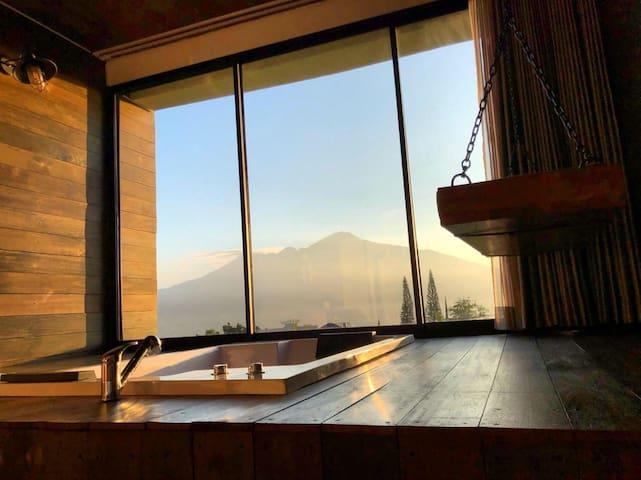 Cendana honeymoon suites  17c mountain view