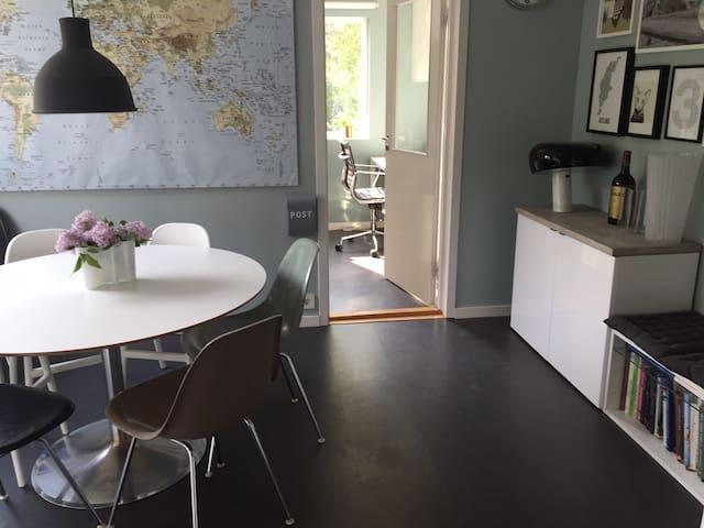 Villa with modern interior - Nacka Östra - Villa