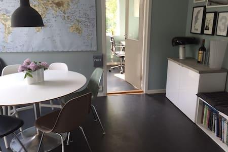 Villa with modern interior - Nacka Östra