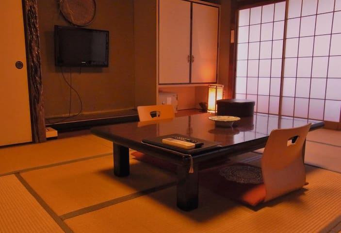 Omoideno Jinde Japanese-Style Quadruple Room