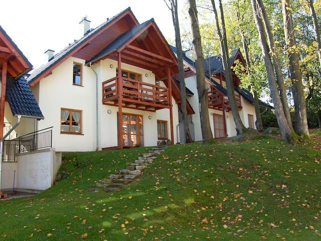 Domek 9 osobowy w Karpaczu przy wyciagu Narciarski - Karpacz - Casa
