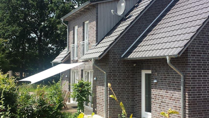 Ferienwohnung Birkenhof - Alfsee