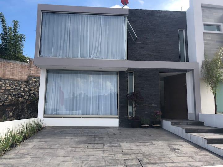 casa de Diana y Jose luis