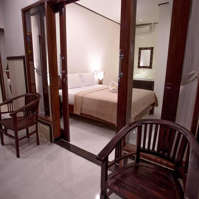 room area