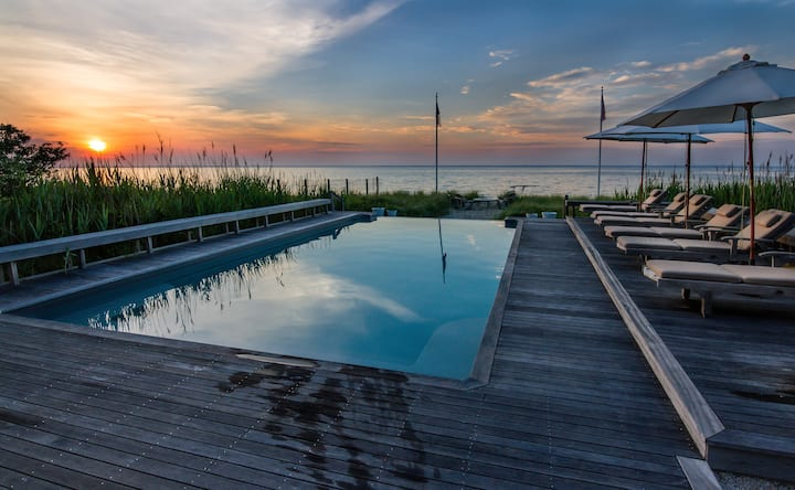 Bayfront Fire Island Pines House
