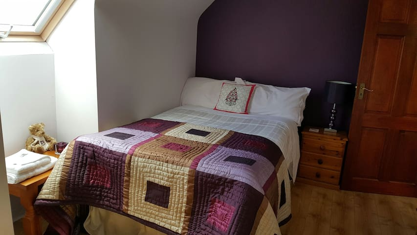 Double room in peaceful location - Claremorris - Haus