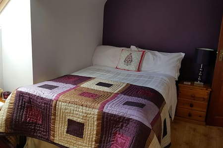 Double room in peaceful location - Claremorris