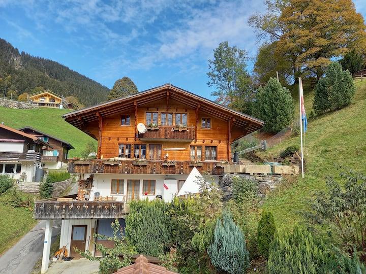 Ferienwohnung im Chalet Chäla Grindelwald