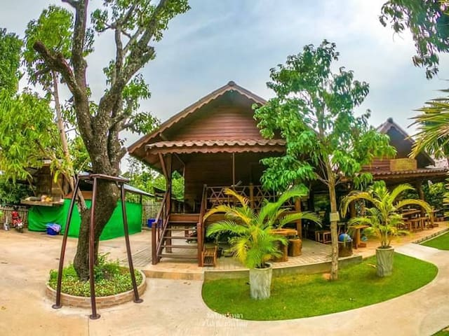 RUENMAII HOMESTAY near SILK GOLDEN VILLAGE
