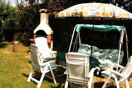 Geräumige Wohnung in Rerik Deutschland mit Garten