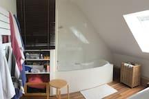Salle de bain 1er