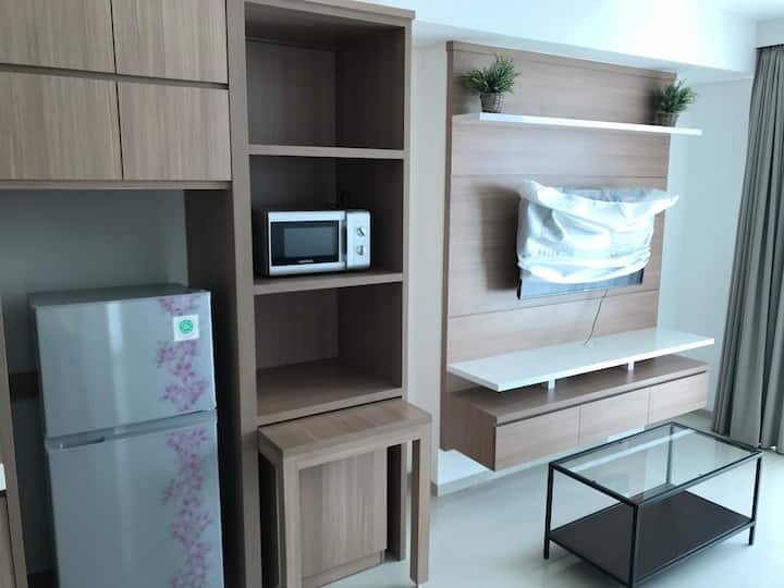 1BR Spacious Apartment in the heart of Tangerang