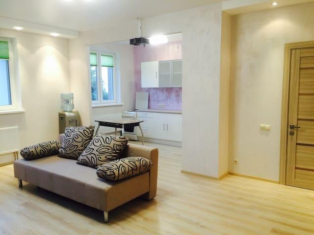 Квартира-студия 40 м2