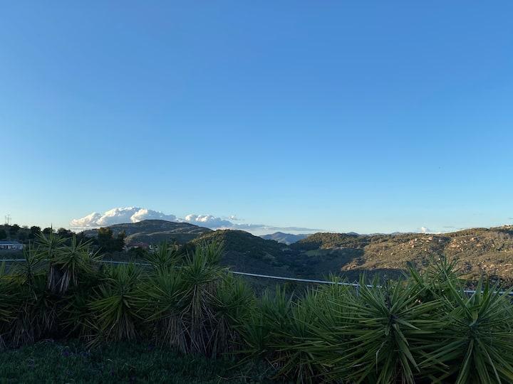 Mountain Cabana at Lilac Canyon Estate