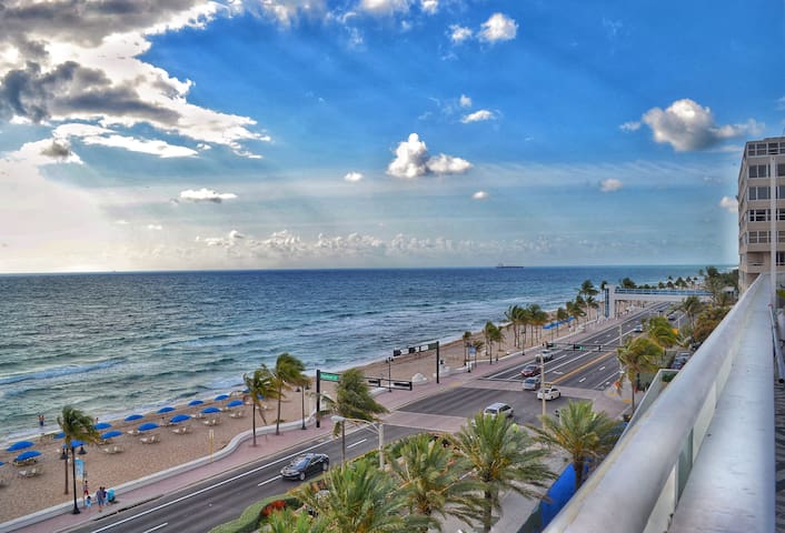 "5th Floor ""Zen Den"" 1 Bedroom Suite - Fort Lauderdale - Appartement"