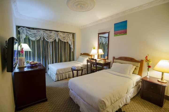 HOTEL SWEET DREAM @  SUPER DELUXE  TWIN ROOM