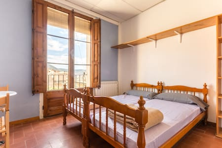 Alberg La Solana - 13 - Double Room With Two Single Beds (2 Guests) - Salàs de Pallars - 公寓
