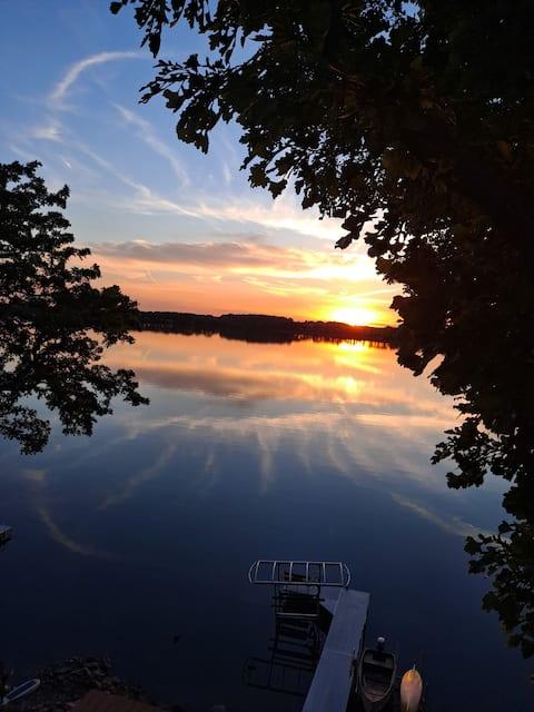 Center Lake Retreat