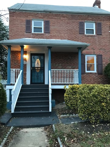 Basement apartment w/ entrance - Hyattsville - Apartment