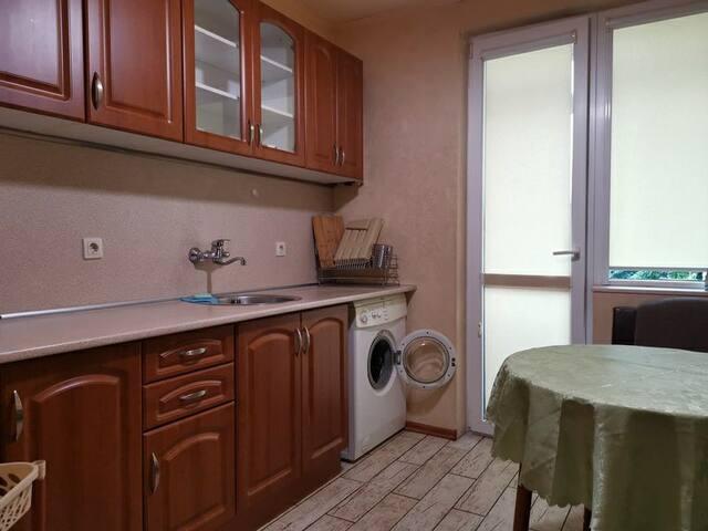 Sunny& cosy apartment in the centre of Blagoevgrad