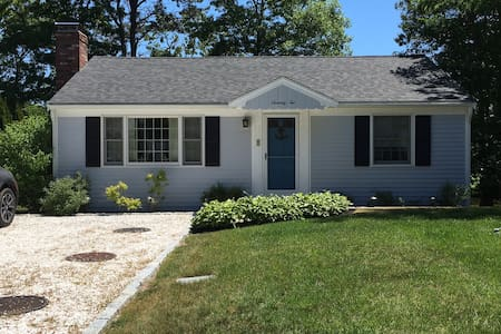 Breezy & Bright Cape Cod Cottage - 雅茅斯(Yarmouth)