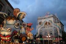 Il carnevale di Acireale si terrà dal 17 feb al 5 mar 2019