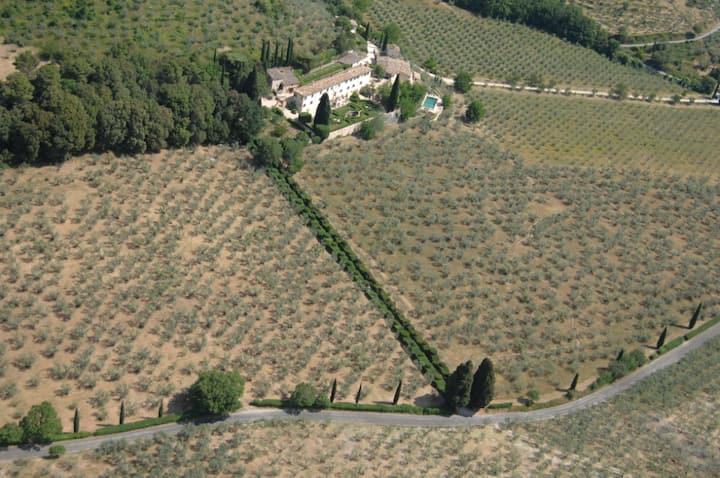 Villa della Genga - il Frantoio 2 bedrooms