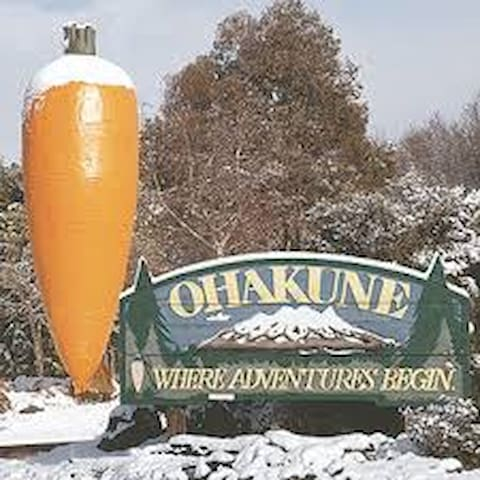 Guidebook for Ohakune
