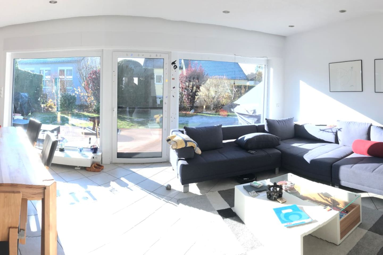 Obere Wohnung/Upper appartment
