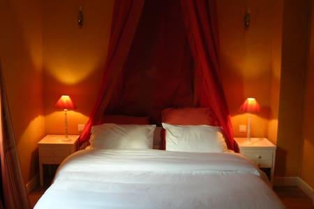 Chambre Orangeraie - Bouesse