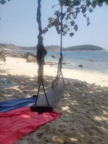 Ao Sane plage proche de la maison