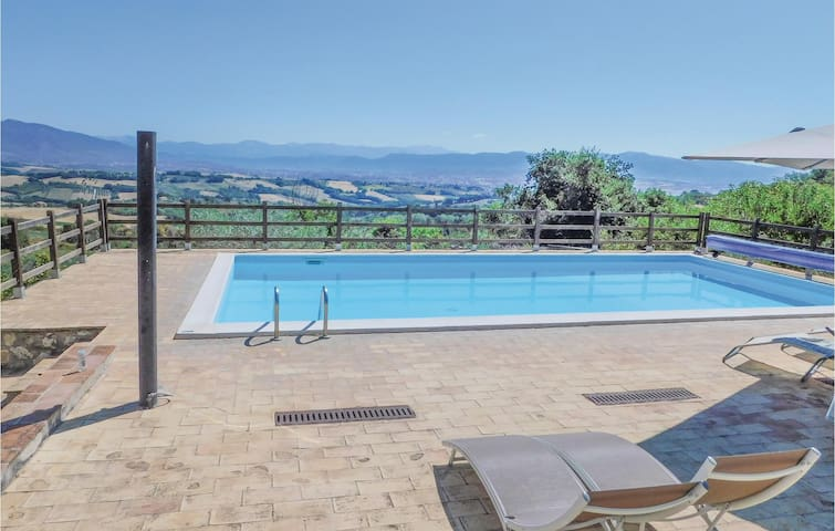 Holiday apartment with 1 bedroom on 50 m² in Narni TR