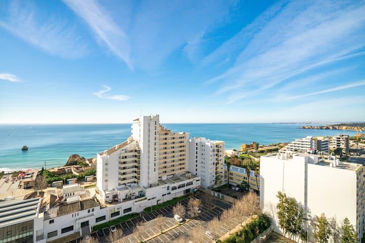 Jardins da R. BeachView by Encantos do Algarve-19A