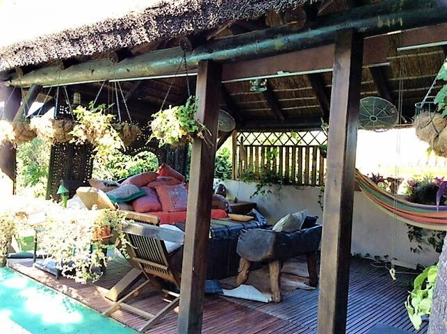 Villa Paraiso Tropical - Marbella - Rumah