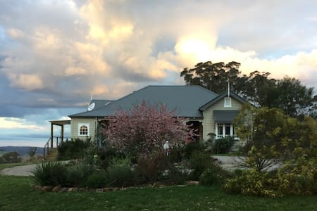 Stunning rural outlook from 780m - Berrima