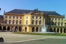 la jolie place de l'Opéra !