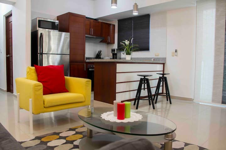 Beautiful and Private Apartment Near the Malecon