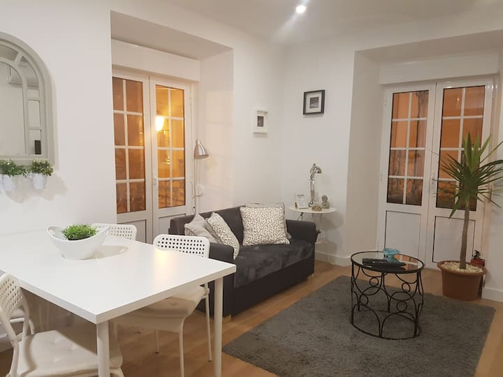 Apartamento Luiza Todi.