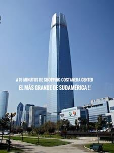DEPARTAMENTO SANTIAGO 1 - Santiago