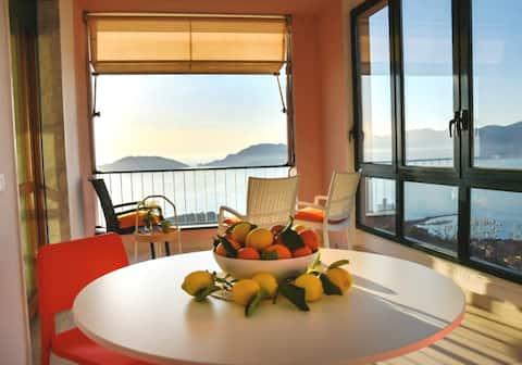 Casa Clara: una terrazza sul Golfo  011016-LT-0526