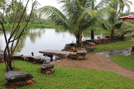 Water Front Villa South Goa - Cavelossim - บังกะโล