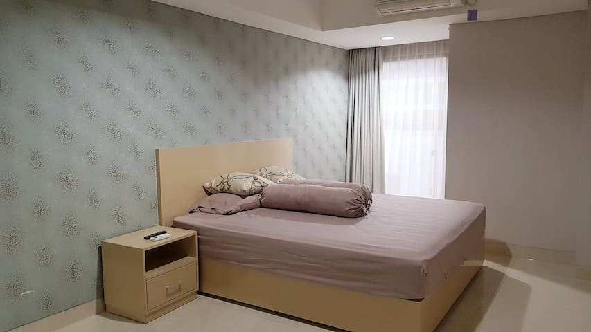 Studio Apartemen louis kienne pandanaran Semarang