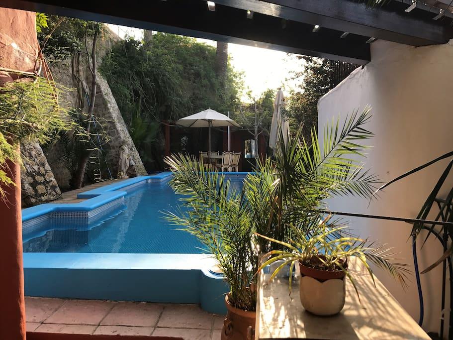 Apartment Renato: Pool