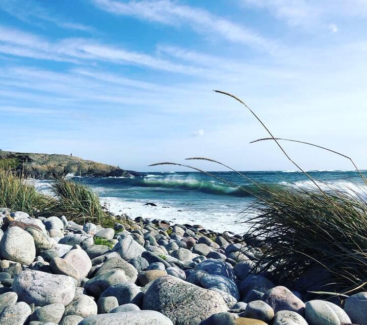 Sommer på Sørlandet? Leilighet til leie i Arendal