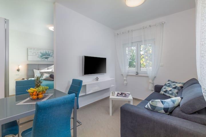 eVita Fažana Premium Studio Apartment A3 for 2 prs